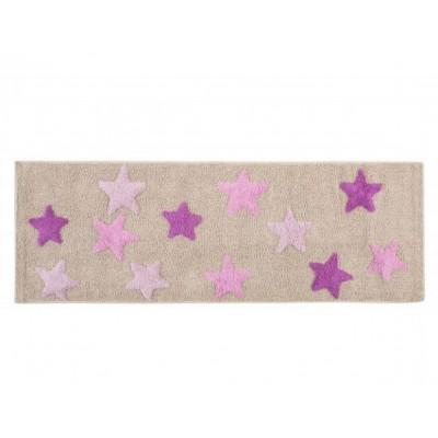 STAR Natural-Lila (лиловый) Коврик для ванной