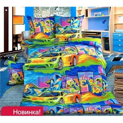 КПБ детский 1,5 спальный ДБ-31