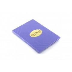 NT Наволочки трикотажные (фиолетовый)