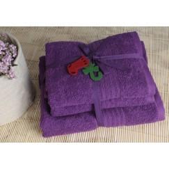 Shalla полотенца Mor (фиолетовый)
